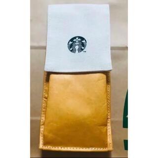スターバックスコーヒー(Starbucks Coffee)のスタバ ラミネートスティック パンプキン  ケース(ペンケース/筆箱)