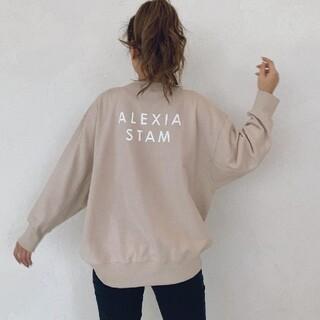 ALEXIA STAM - ALEXIA STAM トレーナー