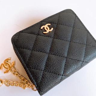 CHANEL - ❤️ノベルティー2つ折り財布❤️