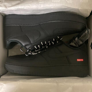 Supreme - Supreme Nike Air Force 1 Low Black