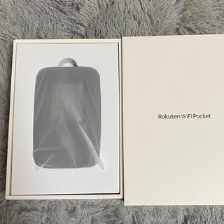 ラクテン(Rakuten)の楽天モバイルルーター rakuten wifi pocket(PC周辺機器)