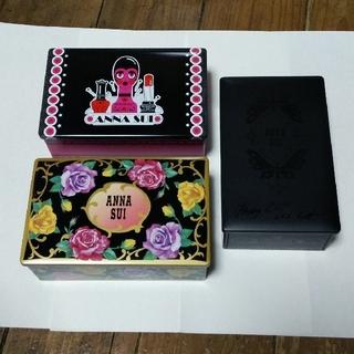 アナスイ(ANNA SUI)のザ ワールド オブ アナ スイ展 クッキー缶3種セット(その他)