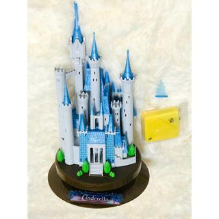 ディズニー(Disney)のディズニー キャッスルクラフトコレクション シンデレラ城(模型/プラモデル)