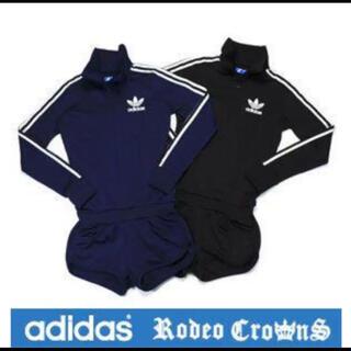 ロデオクラウンズ(RODEO CROWNS)のRodeo crowns×adidas originals  オールインワン(オールインワン)