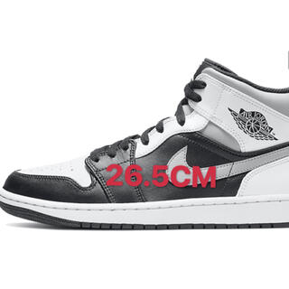 "ナイキ(NIKE)のAIR JORDAN 1 MID  ""WHITE SHADOW""(スニーカー)"