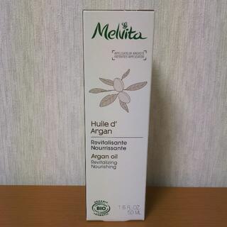 メルヴィータ(Melvita)の[新品送料込]メルヴィータ ビオオイル アルガンオイル 50ml Melvita(フェイスオイル/バーム)