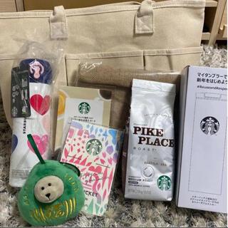 Starbucks Coffee - スターバックス 福袋 2021 抜き取り無し 8点 スタバ