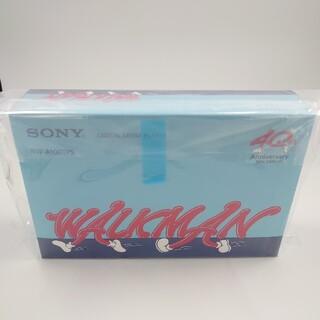 ウォークマン(WALKMAN)の未開封新品☆SONY NW-A100TPS walkman40周年記念限定商品(ポータブルプレーヤー)
