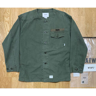 W)taps - WTAPS 20SS SCOUT  OLIVE DRAB ダブルタップス