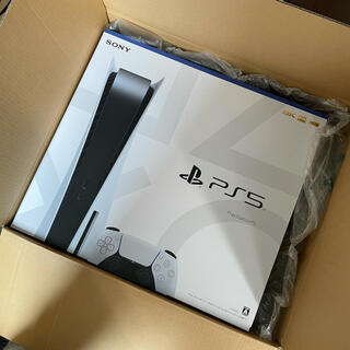 プレイステーション(PlayStation)のプレステ5 専用(家庭用ゲーム機本体)