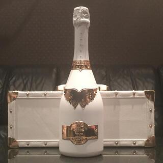 エンジェル ロゼホワイト 750ml シャンパン新品未開(シャンパン/スパークリングワイン)