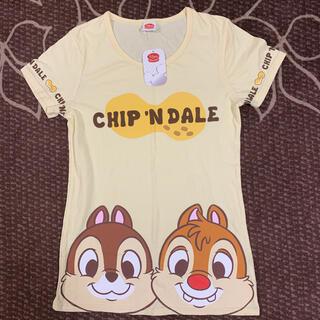 チップアンドデール(チップ&デール)の【未使用】 チップ&デール DISNEY EXCLUSIVE  限定 Tシャツ(キャラクターグッズ)