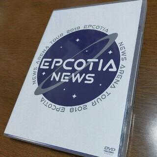 NEWS - NEWS ARENA TOUR 2018 EPCOTIA DVD