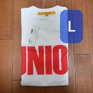 シュプリーム(Supreme)のUNION Tokyo Big Logo Tee L(Tシャツ/カットソー(半袖/袖なし))