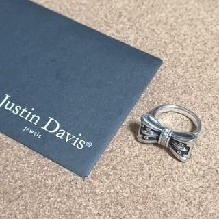 Justin Davis - ジャスティンデイビス プロミスリング