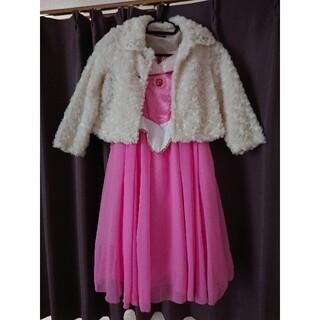 ディズニー(Disney)のビビディバビディブティック プリンセスドレス(ドレス/フォーマル)