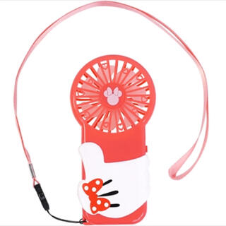 Disney - ゼクシィ付録 Disney ミニー ハンディー扇風機