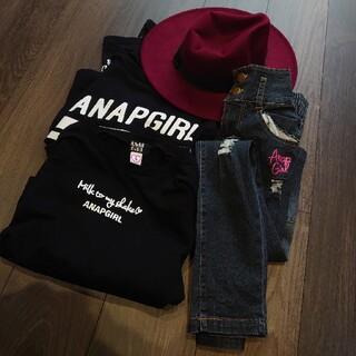 アナップ(ANAP)のANAPガール Sまとめ売り (Tシャツ/カットソー)