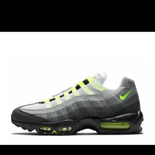 ナイキ(NIKE)のNIKE AIR MAX 95 OG NEON YELLOW 2020 28cm(スニーカー)