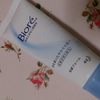 ビオレ(Biore)のビオレ 洗顔料 ミニサイズ(洗顔料)