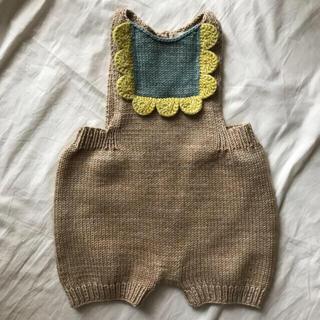 キャラメルベビー&チャイルド(Caramel baby&child )の本日限りの7%オフクーポンお使いで1万円切ります✨ misha&puff (ロンパース)