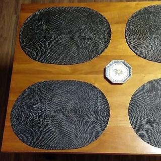 アクタス(ACTUS)の■ACTUS■ アクタス ランチョンマット 4枚セット(テーブル用品)