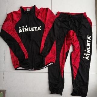 ATHLETA - ATHLETA ジャージセット 上(160)下(150)