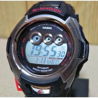 ジーショック(G-SHOCK)の美品 CASIO G-SHOCK GW-M500A 電波 ソーラー 腕時計(腕時計(デジタル))