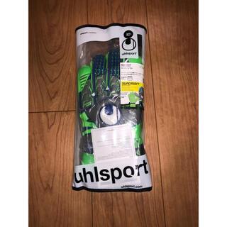 ウールシュポルト(uhlsport)のウールシュポルト GKグローブ コンディショングリーン スーパーソフト10 新品(その他)