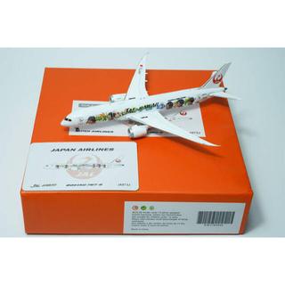嵐 - JC Wings 1/400 JAL B787-9 JA873J 嵐ジェット