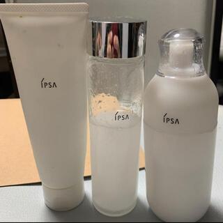 イプサ(IPSA)のイプサ 洗顔料 化粧水 乳液セット(化粧水/ローション)