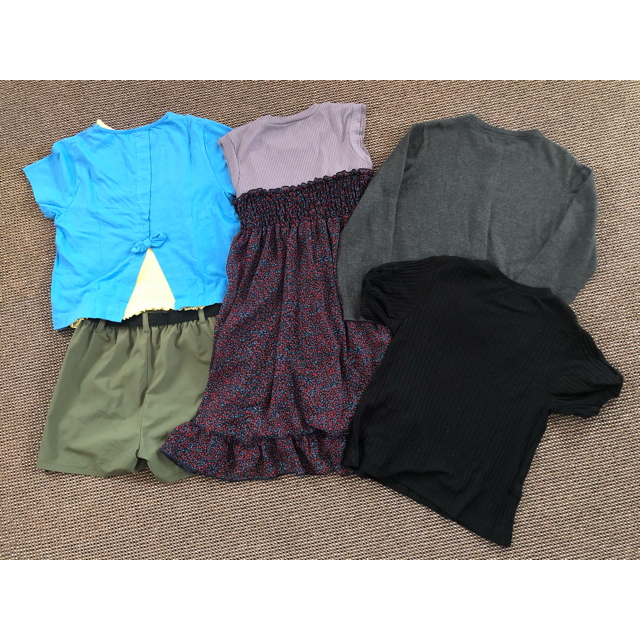 coen(コーエン)のカットソー&ショートパンツ キッズ/ベビー/マタニティのキッズ服男の子用(90cm~)(Tシャツ/カットソー)の商品写真
