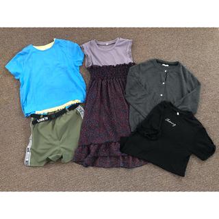 コーエン(coen)のカットソー&ショートパンツ(Tシャツ/カットソー)