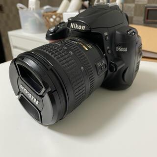 ニコン(Nikon)のNikon D5000 箱無し 実働品(デジタル一眼)