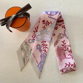 Hermes - ✨2021年春夏最新作✨エルメス ツイリー スカーフ 新品未使用