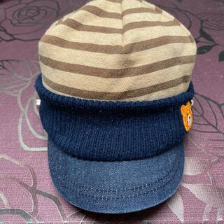 ホットビスケッツ(HOT BISCUITS)のHOT BISCUITS 帽子 キャップ Mサイズ(帽子)