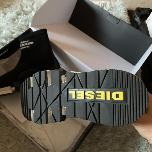 DIESEL(ディーゼル)のディーゼル DIESEL  スニーカー   レディースの靴/シューズ(スニーカー)の商品写真