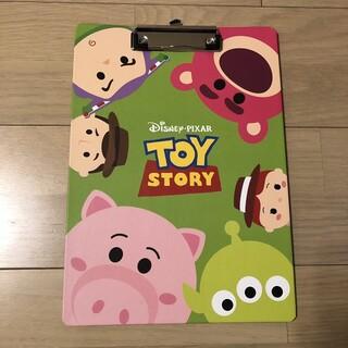 ディズニー(Disney)のディズニー ツムツム トイストーリー クリップボード(ファイル/バインダー)