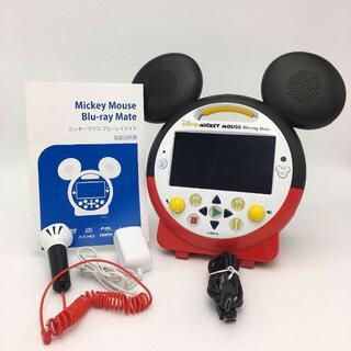 ツインバード(TWINBIRD)の2019年購入!ワールドファミリー ミッキーメイト ブルーレイメイト DWE(知育玩具)