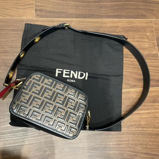 フェンディ(FENDI)のフェンディ ショルダーバック キャムバック カメラバック(ショルダーバッグ)