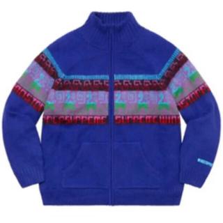 Supreme - Supreme Chullo WINDSTOPPER zip sweater