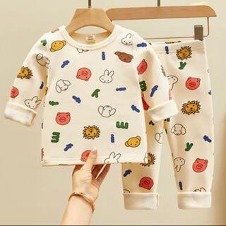 しまむら - ミッフィー パジャマ 長袖 サイズ80