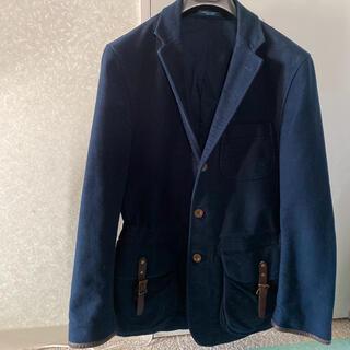 ラルフローレン(Ralph Lauren)のラルフローレン ジャケット 美品 紺色(テーラードジャケット)