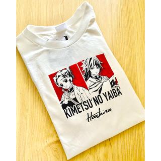 シュウエイシャ(集英社)の【新品タグ付き】鬼滅の刃 ロングTシャツ(Tシャツ(長袖/七分))