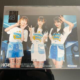 エイチケーティーフォーティーエイト(HKT48)のHKT48 劇場公演 2020.11.26 9周年 生写真 ドラフト2期生(アイドルグッズ)