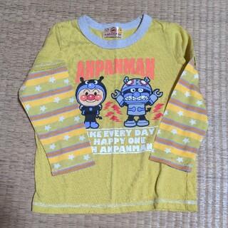アンパンマン(アンパンマン)の〈美品〉アンパンマン ばいきんマン トップス Tシャツ 可愛い 遊び着 普段着(Tシャツ/カットソー)
