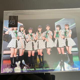 エイチケーティーフォーティーエイト(HKT48)のHKT48 生写真 博多なないろ公演 チームグリーン(アイドルグッズ)
