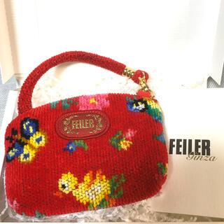 FEILER - 【銀座限定】フェイラーハイジ サイドポーチ