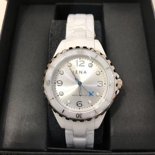 イエナ(IENA)の新品未使用 電池交換済み IENA ANA 腕時計 (腕時計)