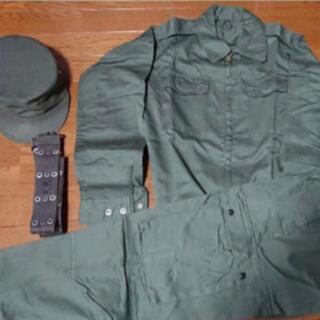 陸上自衛隊 OD作業服 (戦闘服)